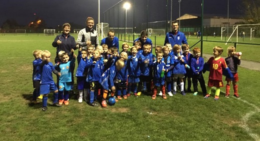 U6 peters training kopie